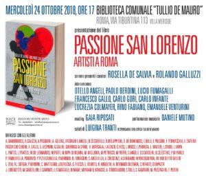 SARANNO PRESENTI I CURATORI Rosella De Salvia e Rolando Galluzzi 6a5feed872b2